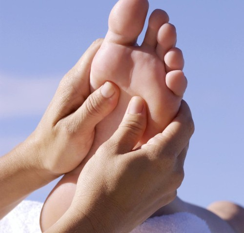 Réflexothérapie : découvrez les points qui soulagent