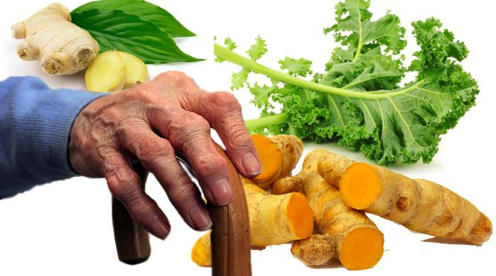 Arthrite et alimentation