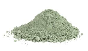 L'argile verte pour éliminer les rides