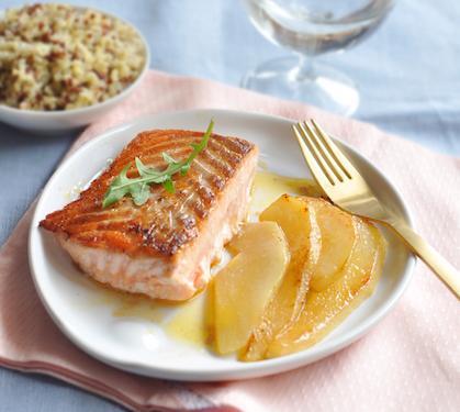 saumon-poire-poisson