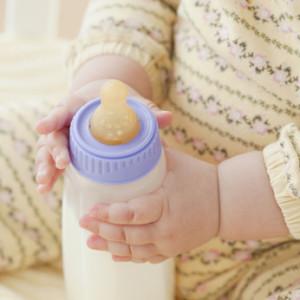 Du lait bio pour mon enfant ?